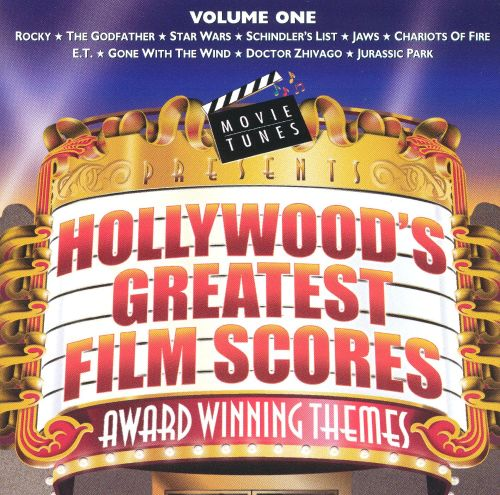 Movie Tunes Prestents: Hollywood's Greatest Film Scores [Network]
