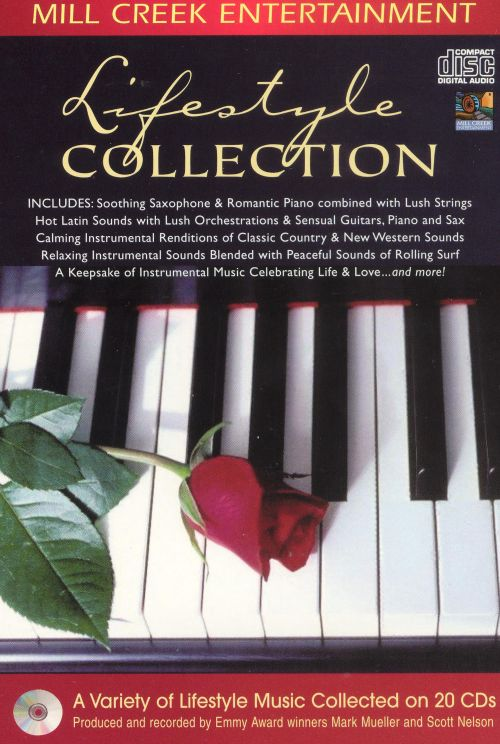 Lifestyle Collection [20 CD Set]