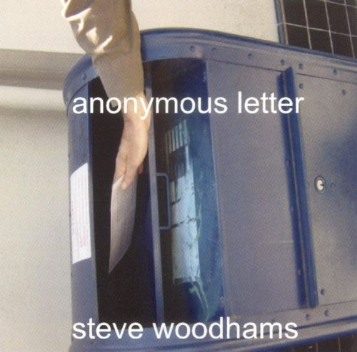 Anonymous Letter