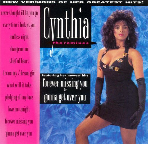 Cynthia the Remixes