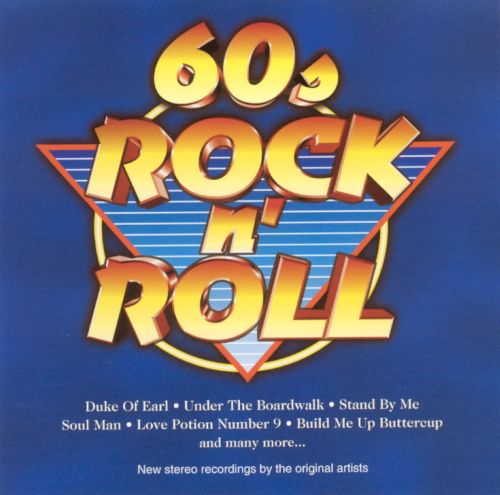Rock N' Roll Hits Of The 60s [Disc 1]