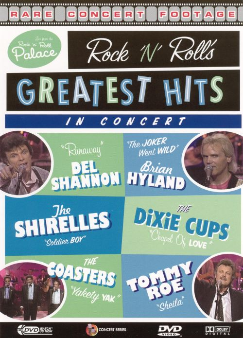 Rock N Roll Greatest Hits in Concert
