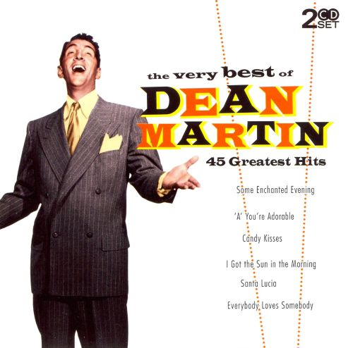 The Very Best of Dean Martin [MasterSong 2001]