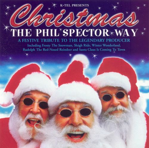 Christmas the Phil Spector Way