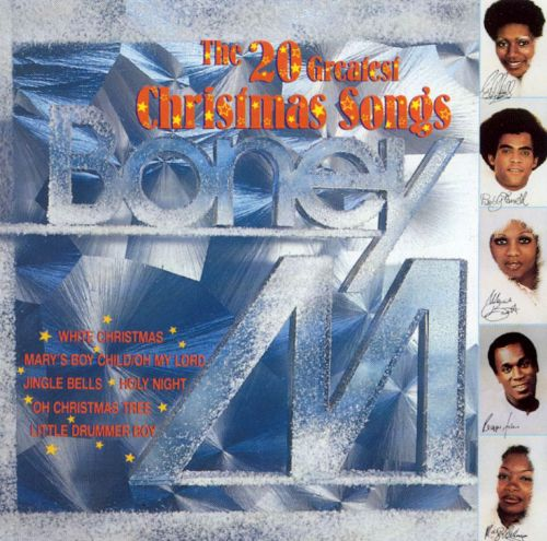 The 20 Greatest Christmas Songs - Boney M. | Songs, Reviews ...
