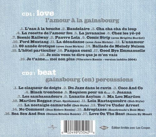 Love and the Beat, Vols. 1 - 2