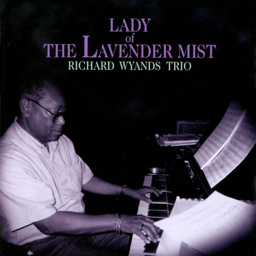 Lady of Lavender Mist