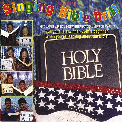 Singing Bible Drill, Cycle 2