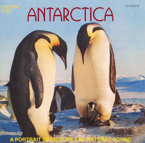 Antarctica: A Portrait in Wildlife and Natural Sound