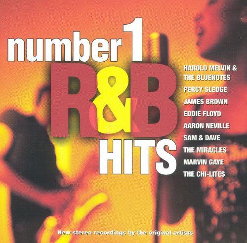 Number 1 R&B Hits [Red]