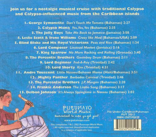 Calypso: Vintage Songs from the Caribbean