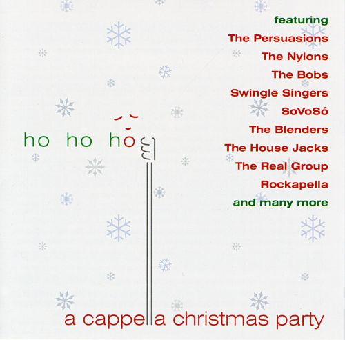 A Cappella Christmas Party