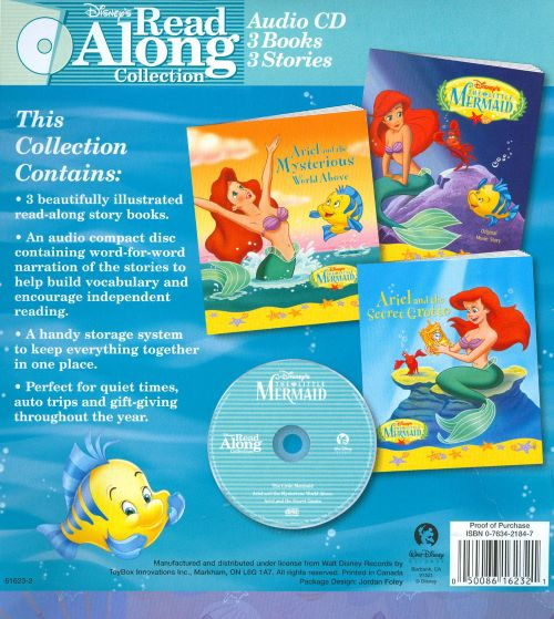 Little Mermaid Collection [Read-Along]