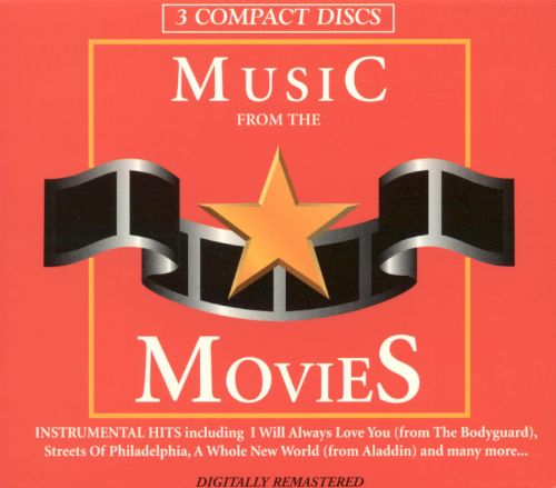 Music From the Movies [Boxsets]