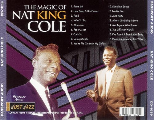 The Magic of Nat King Cole