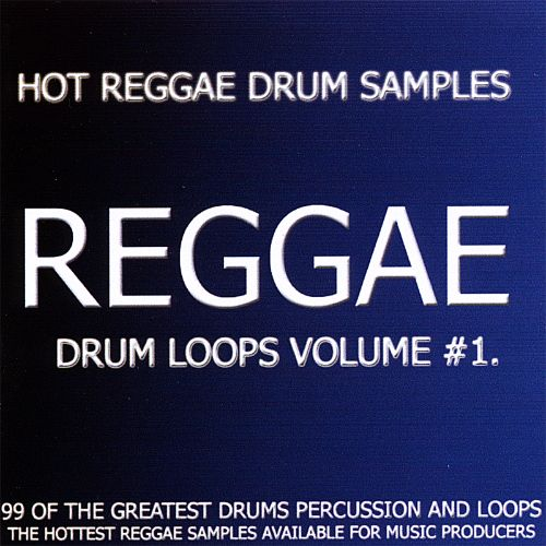 99 of the Greatest Reggae Drums
