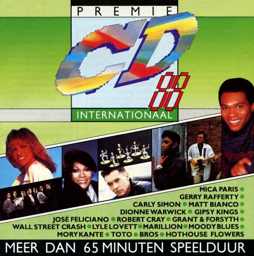Premie CD International '88