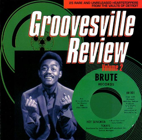 Groovesville Review, Vol. 2