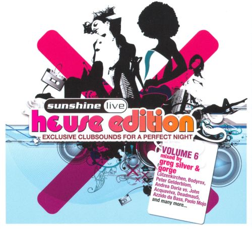 Sunshine Live: House Edition, Vol. 6