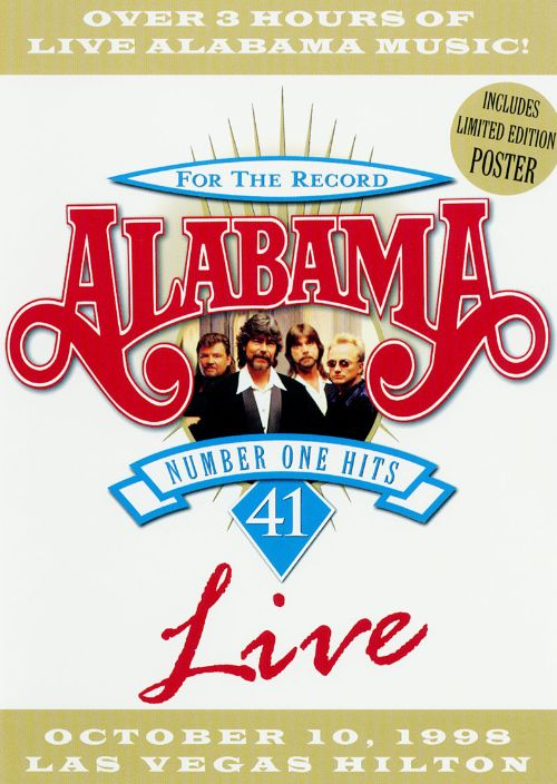 For the Record: 41 Number One Hits Live, Vol. 1