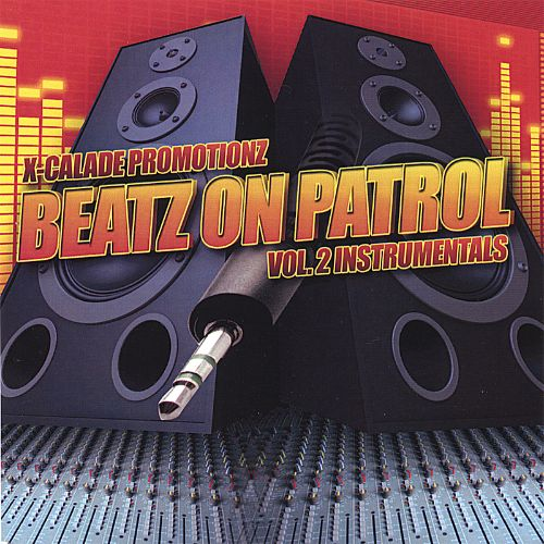Beatz on Patrol, Vol. 2: Instrumentals