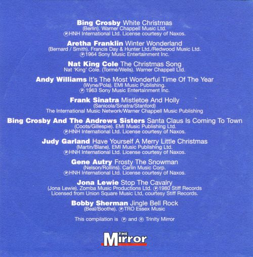 The Christmas Hits Album [Trinity Mirror]
