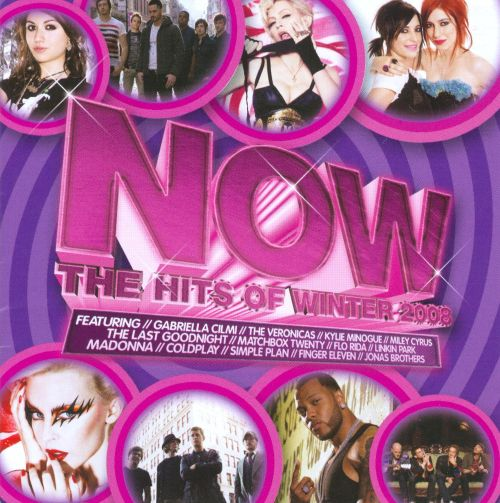 Now: Hits of Winter 2008
