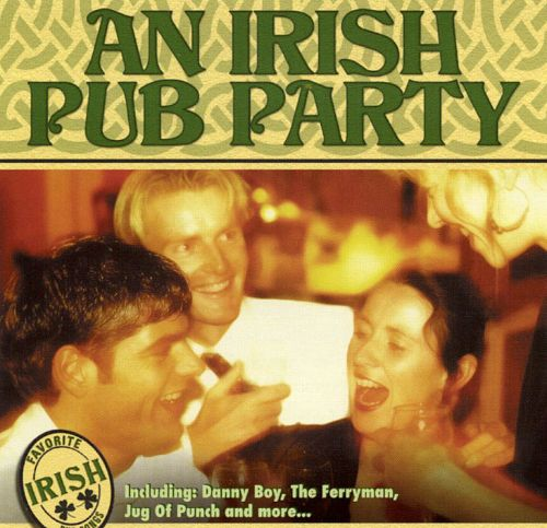 An Irish Pub Party