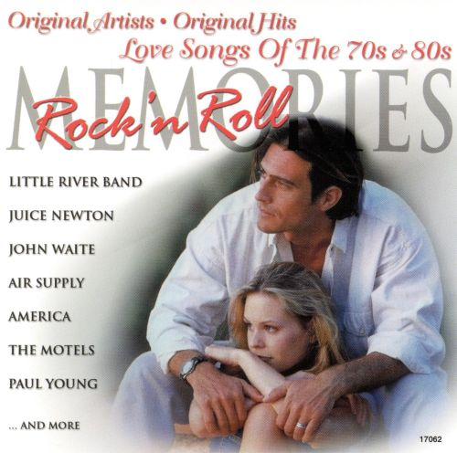 rock 39 n roll memories love songs of the 70 39 s 80 39 s various artists songs reviews credits. Black Bedroom Furniture Sets. Home Design Ideas