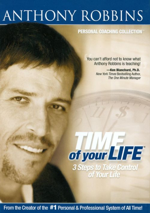 Personal Coaching Collection: Time Of Your Life 3 Steps To Take Control Of Your Life [D