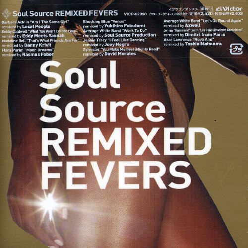 Soul Source Remixed Fevers