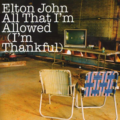 All That I'm Allowed/I'm Thankful [CD #2]