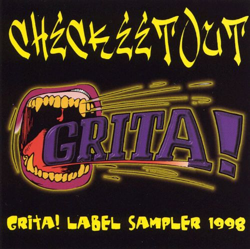Checkeetout: Grita Sampler 1998
