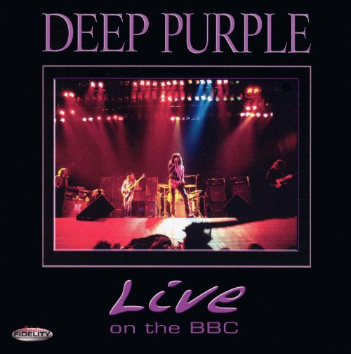 live on the bbc deep purple songs reviews credits allmusic. Black Bedroom Furniture Sets. Home Design Ideas
