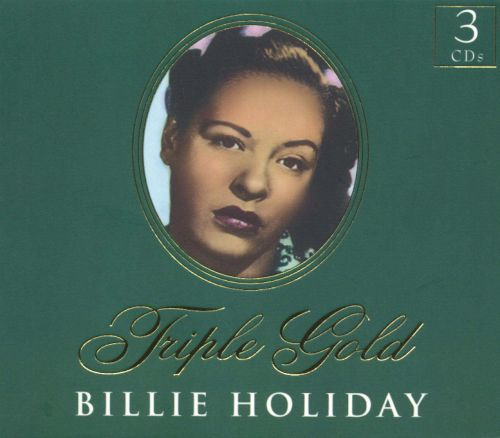 Billie Holiday: Triple Gold