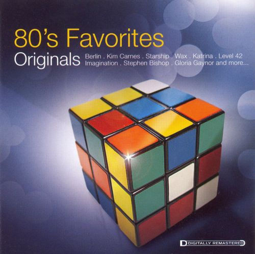 80's Favorites: Originals
