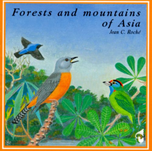 Forests & Mountains of Asia