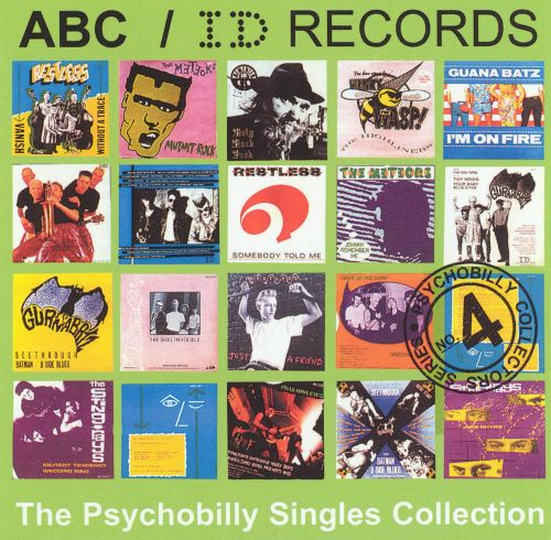 ABC/ID: The Psychobilly Singles Collection