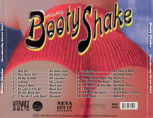 Booty Shake [Solid Discs]