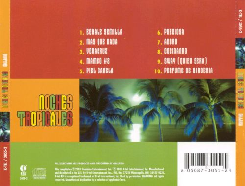 Noches Tropicales: Tropical Nights