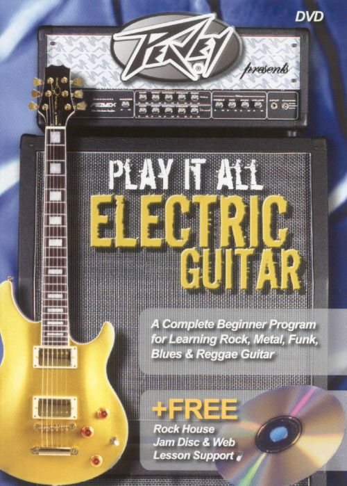 Play It All Electric Guitar [DVD/CD]