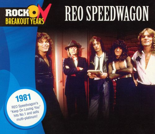 Rock Breakout Years: 1981