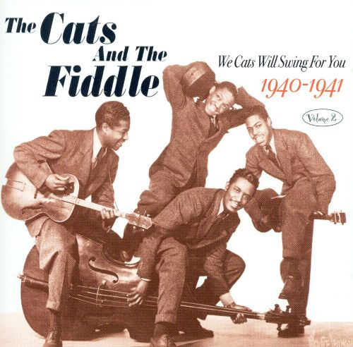 We Cats Will Swing for You, Vol. 2: 1940-1941