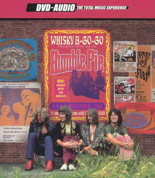 Live at the Whisky a Go-Go '69