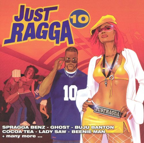 Just Ragga, Vol. 10
