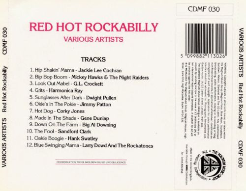 Red Hot Rockabilly [Magnum]
