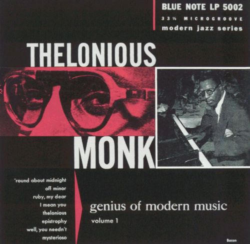 Genius of Modern Music, Vol. 1