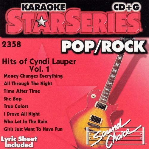 Hits of Cyndi Lauper, Vol. 1
