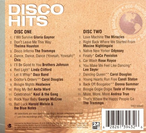 25 Best: Disco Hits - Various Artists | Songs, Reviews, Credits | AllMusic