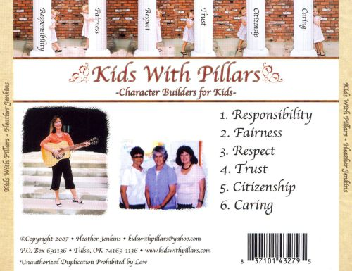 Kids With Pillars